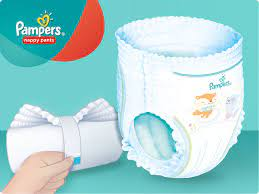 Pampers Baby-Dry Size 5 Nappy Pants ...