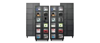 Office Supplies Vending Machine Mesmerizing Office Tech Vending Machines Intelligent Dispensing Solutions