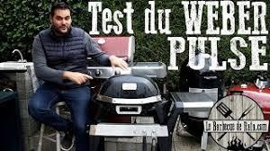 Test et Avis du Weber Pulse