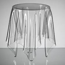 clear furniture. Delighful Furniture Clear Acrylic Illusion Table By John Brauer In Furniture I