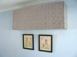 Decorative Air Conditioner Cover Window Ac Covers Wall Conditioning Units How To An Ugly Indoor