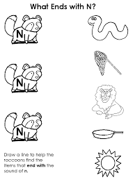 kindergarten worksheets- the letter n - Google Search | Writing ...