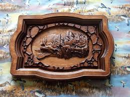 87 marvelous wood carved wall decor home design