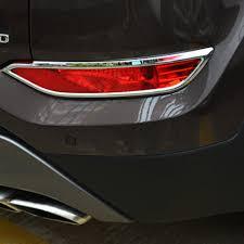 Hyundai Tucson Rear Light Amazon Com Kadore For Hyundai Tucson 2016 2017 Abs Chrome
