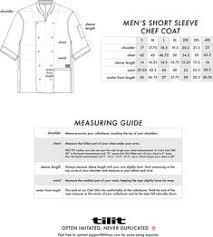 Chef Jacket Size Chart 16 Best Chef Jackets Images Chef Jackets Jackets Fashion