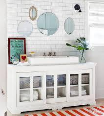 diy bathroom vanity. salvaged sophistication diy bathroom vanity d
