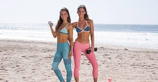 the tone it up s have some thoughts on your fitness goals s