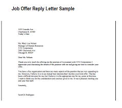 Responding To Job Offer Simon Gipps Kent Top 10 How To Reply To Job Offer In Email