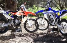 2018 ktm 450 xcf. contemporary xcf 2016 ktm 450 xcf versus yamaha yz fx dirt bike for 2018 ktm xcf