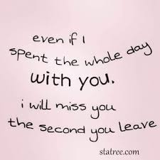 90 Cute I Miss You Quotes About Imply That You Miss Someone Statree