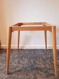 dining table legs and frame ikea