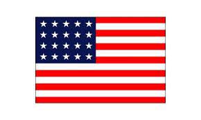 20 star american flag