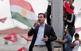 Selahattin Demirtaş: Failleri tanıyoruz,...