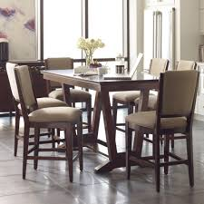dining room chairs counter height. seven piece counter height dining set with upholstered stools room chairs r