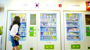 Vending Machine Store Interesting Irispay Rolls Out Vendingmachine Store Inside Retail Asia