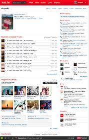 Last Fm The Blog Announcements
