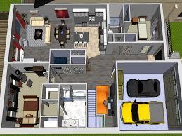 bungalow floor plans. Modern Bungalow Style Homes Floor Plans