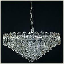 novella light crystal chandelier