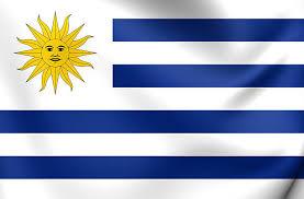 Resultado de imagen de bandera uruguay
