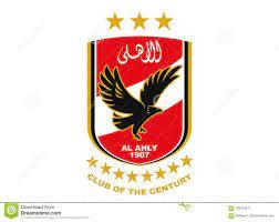 Al Ahly Egypt Logo redaktionelles foto. Illustration von vektor - 120474511