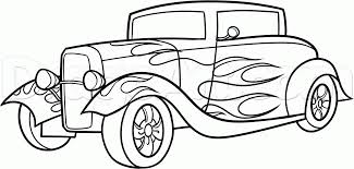 Small Picture Hot Rod Coloring Page 29356 Bestofcoloringcom