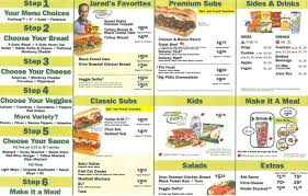 subway menu prices. Delighful Subway Subway Bartlett Menu And Subway Prices