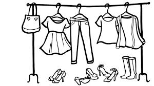 Ảnh đẹp: Tuyển tập tranh tô màu quần áo đáng yêu cho các bé - Thư Viện Ảnh