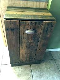 kitchen furniture plans. Fascinating Wooden Trash Bin For Kitchen Rustic Garbage Can Ideas Cans  Interesting Marvelous Plans Furniture Wood With Lid Kitchen Furniture Plans S