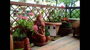 Small Picture Garden In Balcony India Best Balcony Design Ideas Latest