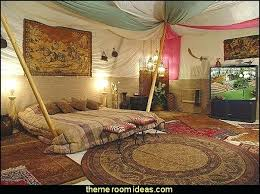 Moroccan Canopy Bed Canopy Curtains Moroccan Style Bed Canopy ...