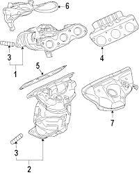 Mitsubishi Endeavor Parts Diagram