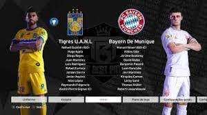 Follow bayern munich latest results, today's scores and all of the current season's bayern munich results. Tigres X Bayern De Munique Patch The Best Pes 2021 Youtube