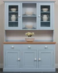 Small Picture Free standing painted kitchen dressers kitchen larders For the