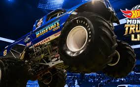 Interactive Monster Trucks Seating Chart March 26 Events Bert Ogden Arena