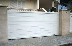 sliding gate aluminum louvered home garage doors door vents