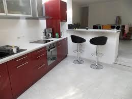 Exemple Cuisine Rouge Et Grise Ikea