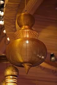 modern lantern chandelier