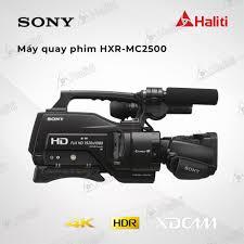 Máy quay phim HXR-MC2500 - Cảm biến HD /SD Exmor R CMOS – Prosound Digital  Video