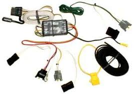 t one vehicle wiring harness wiring diagram and hernes t one vehicle wiring harness 4 pole flat trailer connector