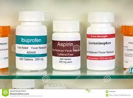 i took aspirin and ibuprofen together