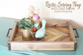 Small Picture 20 DIY Gold Home Decor Projects
