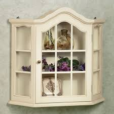 decoration wall display showcase wooden cases small shot case mount decoration cabinet glass doors m large