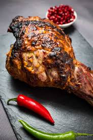 Indian Roast Leg Of Lamb A Family Roast Dinner An Indian Twist