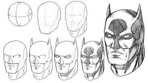 Disegni Facili Da Copiare Come Disegnare La Maschera Di Batman Con