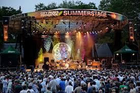 Summerstage Seating Chart Central Park Summerstage Festival