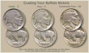 All About The Buffalo Nickel A Central Item In American