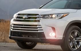 2017 Highlander Fog Light Car Truck Parts Auto Parts Accessories For 2017 2018