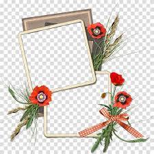 frames digital sbooking flower