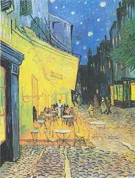 vincent van gogh the cafe terrace on the place du forum arles at night oil paintings only for art this is a non profits site and shows