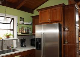 Kitchen Cabinets Refrigerator Remodeling Unfinished Replacement Custom Kitchen Cabinet Door